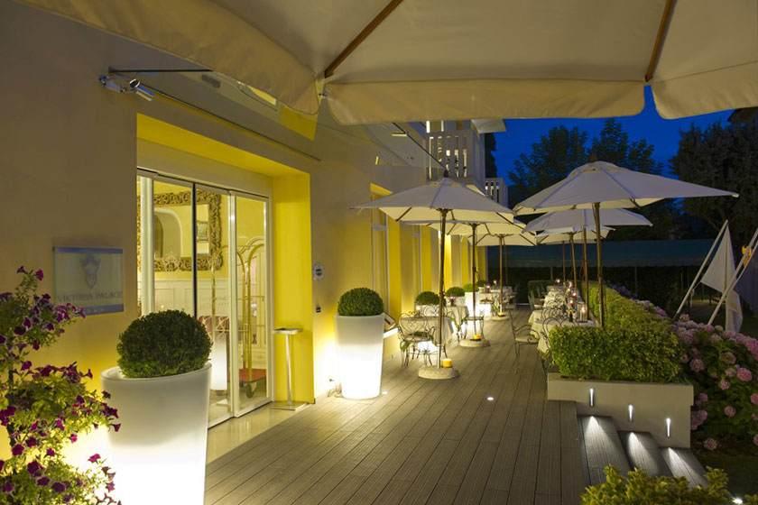 016-terrazza - Viktoria Palace Hotel - Venice Lido