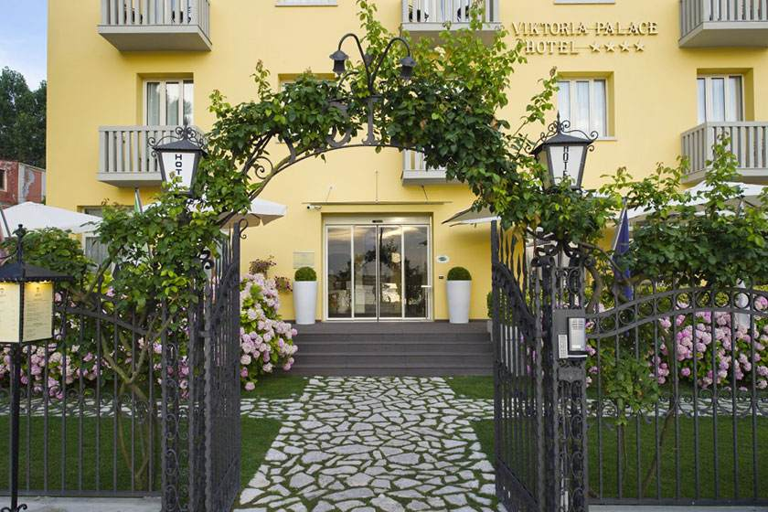 Viktoria Palace Hotel Venice
